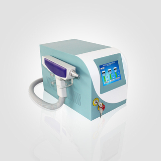 1064nm 532nm q switched nd yag laser Tattoo Removal machine